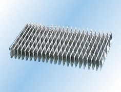 Louvered Fin